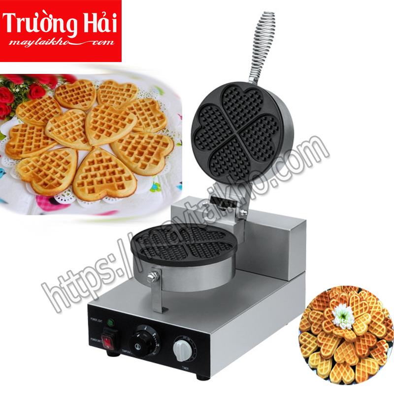 Máy làm bánh waffle HFL-01 – đơn hình trái tim