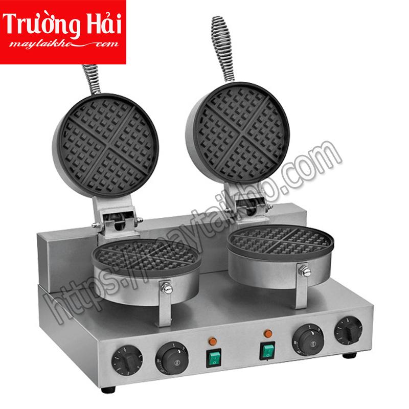 Máy làm bánh Waffle HF -02 – Nướng siêu nhanh bánh ngon hơn
