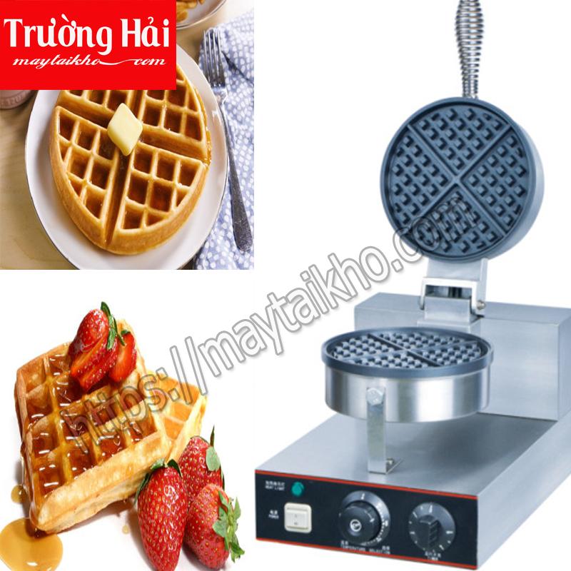 Máy làm bánh Waffle HF -01 đơn