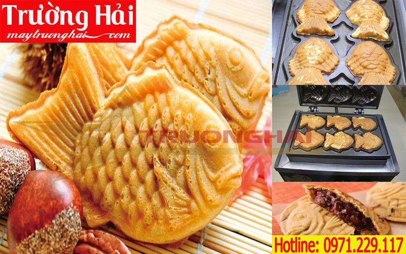 Kinh nghiệm kinh doanh bánh cá Taiyaki thành công nhất
