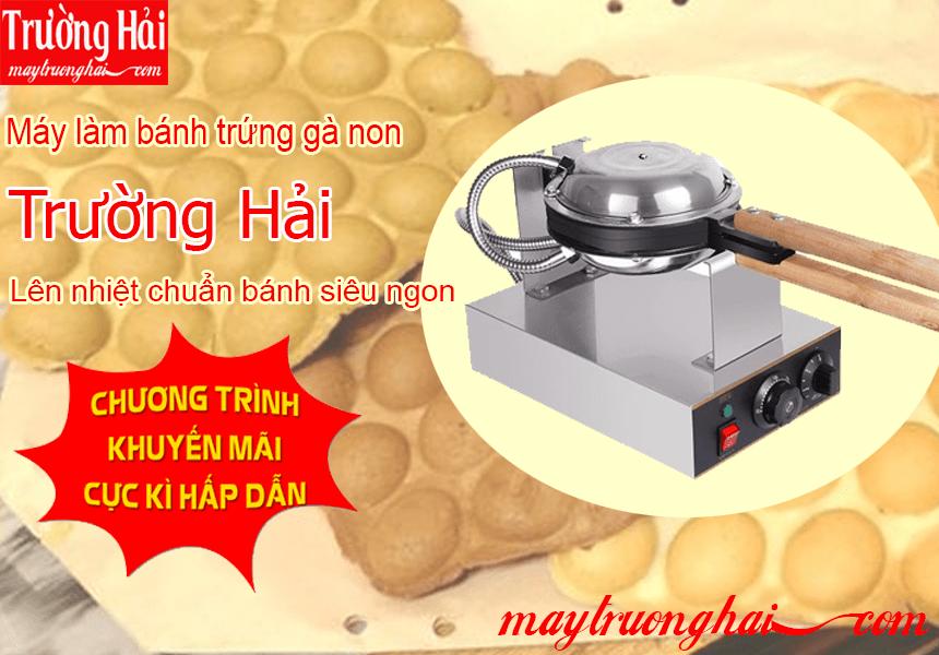 Máy nướng bánh trứng gà non Trường Hải